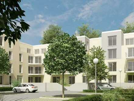 Modernes Wohnen in urbaner Lage - Großzügige 5 ZKB Balkon