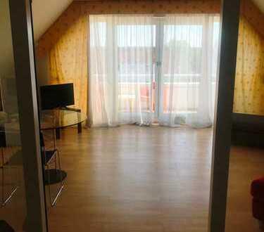 Dachgeschoss-Appartement