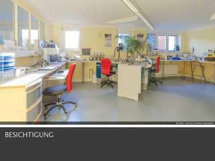 Büro- und Praxisfläche zentral in Weiden.