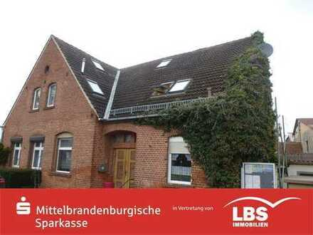 Kleines Mehrfamilienhaus in Neubensdorf
