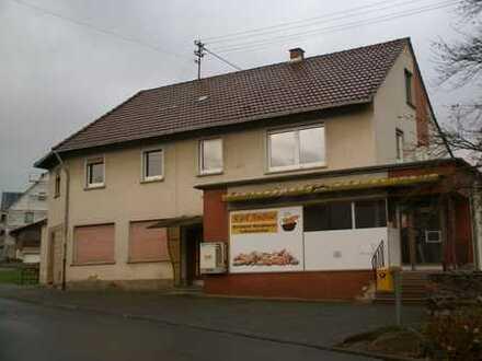 familienfreundliches Wohn- oder Geschäftshaus im anerkannten Luftkurort Nähe Bad Kreuznach