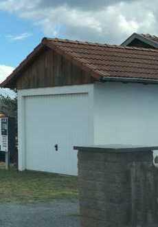 Einzelgarage in Burghaig zu vermieten