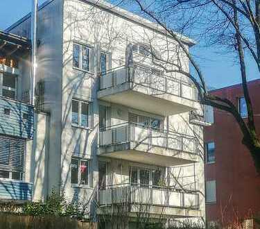 Attraktive 4,5-Zimmer Wohnung in FR-Vauban mit Stellplatz direkt vor der Haustüre!