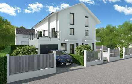 Sehr attraktives Stadthaus mit sonniger Dachterrasse und vielen Extra´s!