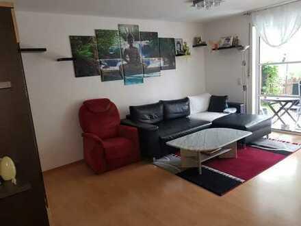 Ruhige 3-Zimmer-Wohnung mit Terrasse und Gartenanteil in Bad Abbach