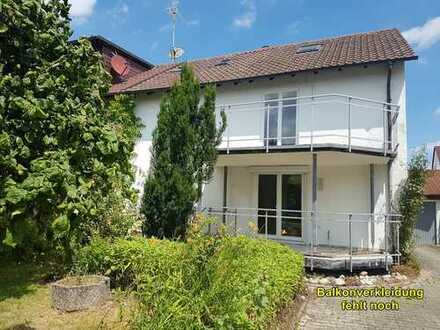Ruhige 3,5-Zimmer-Maisonette-Wohnung mit grossem Balkon in Herrenberg