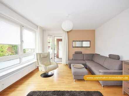 Hochwertige 2-Zimmer-Wohnung im Zentrum von Bargteheide