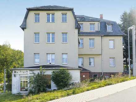 überwiegend vermietetes Mehrfamilienhaus in Flöha (bei Chemnitz)