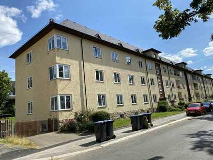 ruhige 2-Raum-Wohnung mit Sonnenverwöhntem Balkon