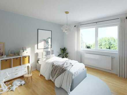 Toll geschnittene 3-Zimmerwohnung in Ihringen!