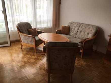 Wohnen 60 plus - schöne, möbelierte Seniorenwohnung