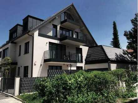 TOP-Maisonette-Wohnung München Bogenhausen, Erstbezug