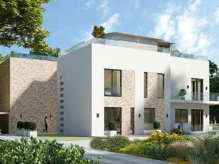 VILLA AUGUSTA - Exklusives Penthouse mit großer Dachterrasse/Dachgarten und Jacuzzi - Provisionsfrei