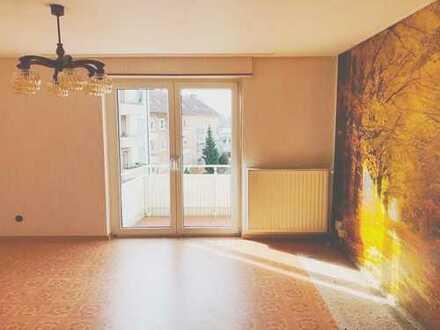 3-Zimmer-Wohnung mit Mansarde ~ 67m² ~ 2. OG ~ Balkon