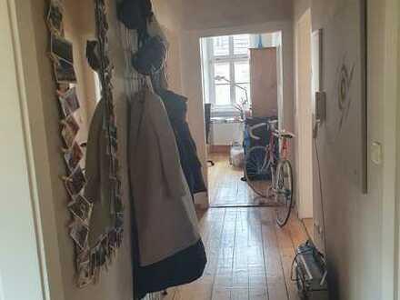 Modernisierte drei Zimmer Wohnung