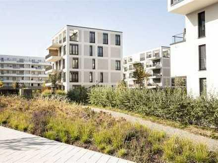 Charmant & komfortabel: moderne Single-Wohnung mit Süd-Balkon am Rheinkilometer423.