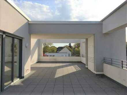 Terrassenwohnung - Penthouse - am See!