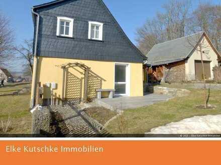 ländlich gelegenes Einfamilienhaus im südlichen Kreisgebiet Bautzen