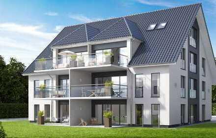 Lichtdurchflutete Neubauwohnung mit großem Garten *Provisionsfrei*