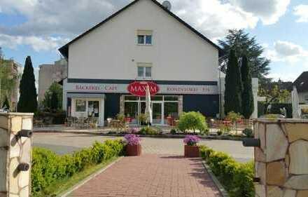 Provisionsfrei!! Food-Center 240 QM Natursteinterasse! Bäckerei/Konditorei/Imbiss zur Miete o. Kauf