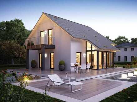 Modernes Einfamilienhaus inklusive Wintergarten!