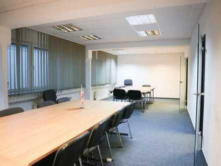 Loftähnliche Büros am Büroboulevard B1 | moderne Ausstattung | PROVISIONSFREI