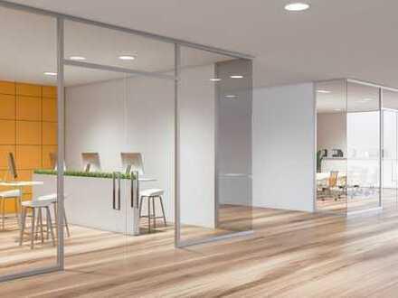 Neuwertige abgeschlossene EG - Büroetage.Ausstattungen nach Kundenwunsch