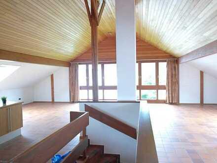Lichtdurchflutetes Atelier & Büros in Bestlage!