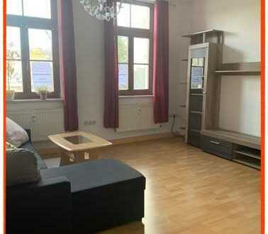 Möbliert oder unmöbliert +++ 2-Zi. Wohnung mit hübschen Bad im Zentrum von Werdau zu vermieten!