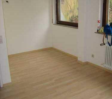 1-Zimmer Gartengeschosswohnung in ruhiger Lage von Stuttgart-Rohracker