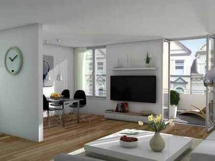 4- Zimmer Penthauswohnung mit zwei Dachterrassen!