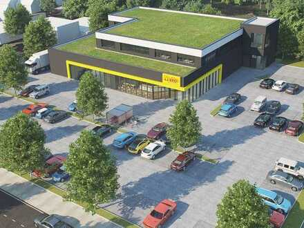 NEUBAU | Flexible Büroflächen in Bottrop-Stadtmitte