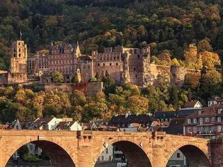 Eine rare Gelegenheit: Einzelhandels- oder Gastronomiefläche in frequentiertester Lage Heidelbergs