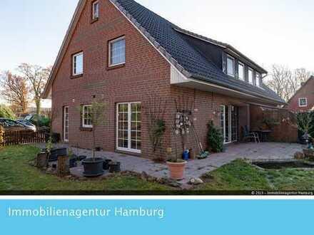 Familienfreundliche Doppelhaushälfte im Randgebiet der Lüneburger Heide
