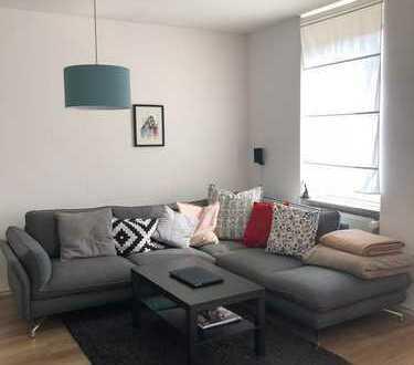 Freundliche 3-Zimmer-Wohnung mit Balkon, Einbauküche und eigener Garage!