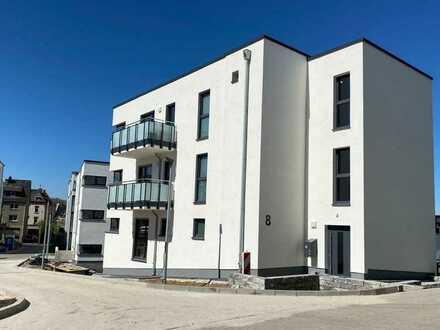 Erstbezug mit EBK und Balkon: stilvolle 3-Zimmer-Wohnung in Limburg an der Lahn