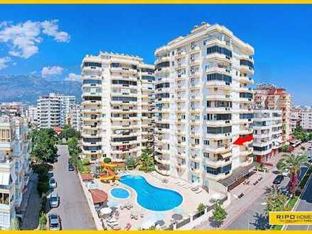 Hübsches modernes Apartment in Strandnähe in Alanya - Mahmutlar!