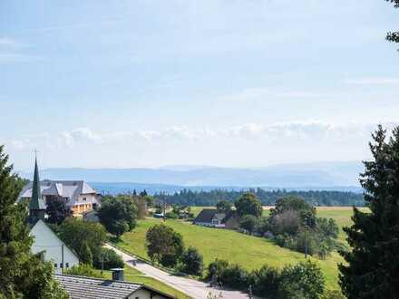Zuhause ankommen - möblierte und sonnige (Ferien-)wohnung im Dorf am Himmel in Höchenschwand!