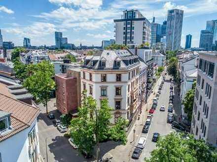 Frankfurt-Westend Traumhafte Dachgeschosswohnung in Top Lage