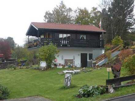 Wunderschönes Ferienhaus mit herrlichem Fernblick zu verkaufen