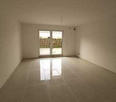 Luxuriös 3-Zimmer Souterrainwohnung mit großer Terrasse!
