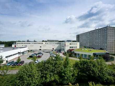 Fitnesstudio Fläche in hoch frequentiertem Einkaufzentrum von Schwerin