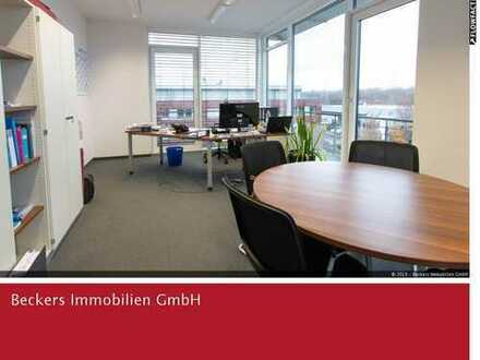 Nähe Flughafen - klimatisierte Büroflächen im Airplex Bürocampus
