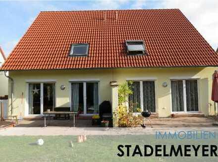 Grünstadt   attraktive und lichtdurchflutete Doppelhaushälfte in familienfreundlicher Lage