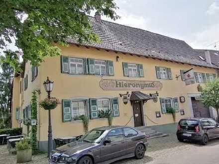 IMA-Immobilien bietet eine Traditionsgaststätte in Schmieheim