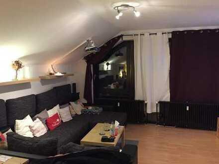 Wunderschöne 2-Zimmer Dachgeschosswohnung