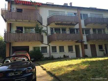 """Kapitalanlage """"Drive in"""" Wohnung in Marbach - top renovierte, gut vermietete 2,5 Zimmerwohnung im..."""