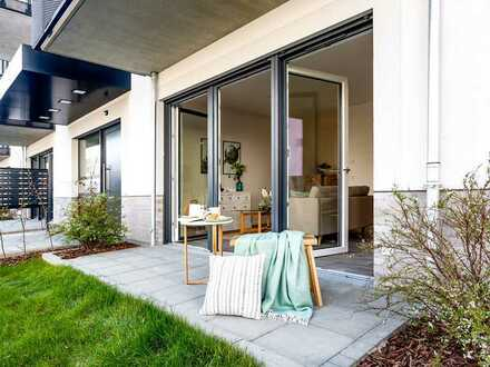 **Ideal für Senioren** Schöne 2-Zimmer-Wohnung mit WBS in toller Lage