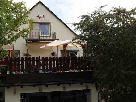 Schönes Einfamilienhaus in Idar-Oberstein mit Ausblick
