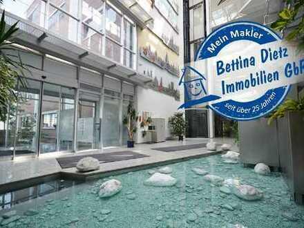 DIETZ: Repräsentative hochwertige Büroflächen in stilvollen Bürokomplex! Provisionsfrei!